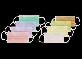 Monoart Mundschutz Pro 3, mit Gummizug