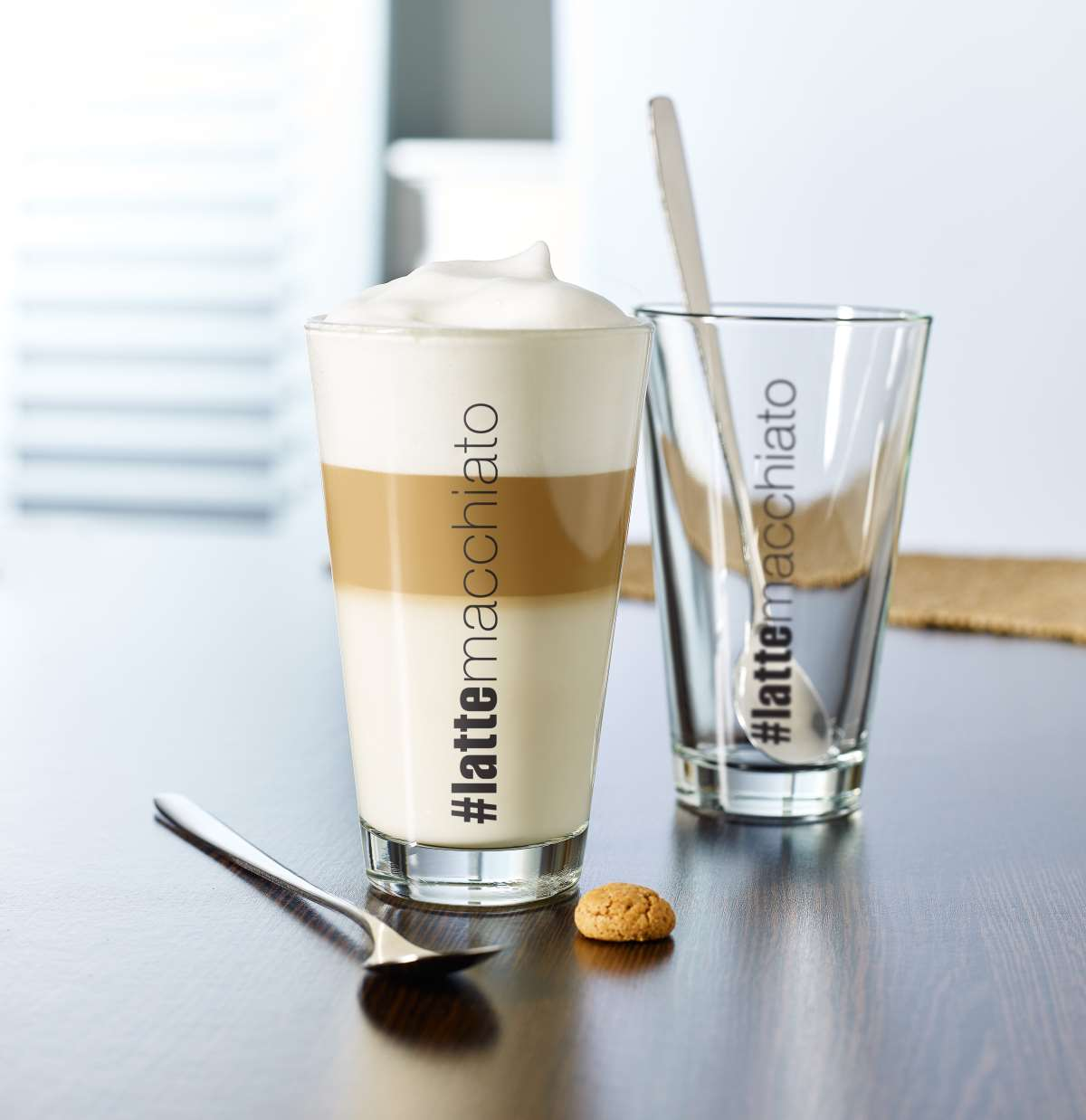 Latte Macchiato-Set Aviano 4-teilig