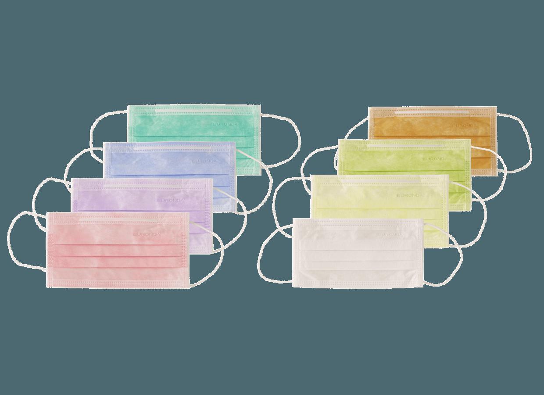 Mund-Nasenschutz 3-lagig, Filterleistung >99%