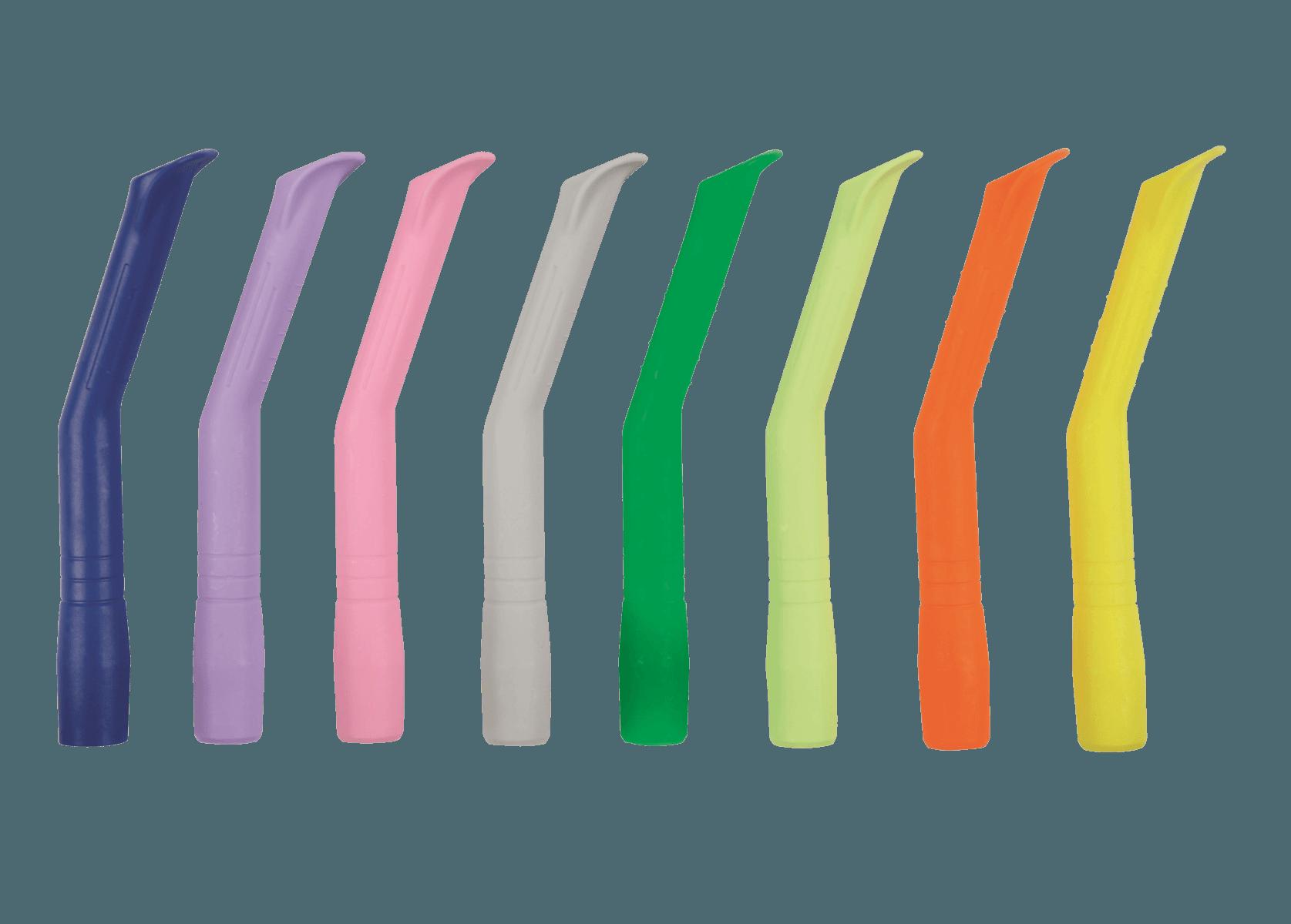 Monoart Universal-Absaugkanülen Classic, 9 Farben