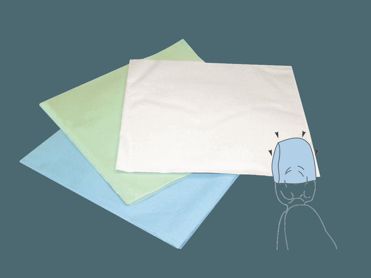 Monoart Kopfschutztaschen - 28 x 30 cm