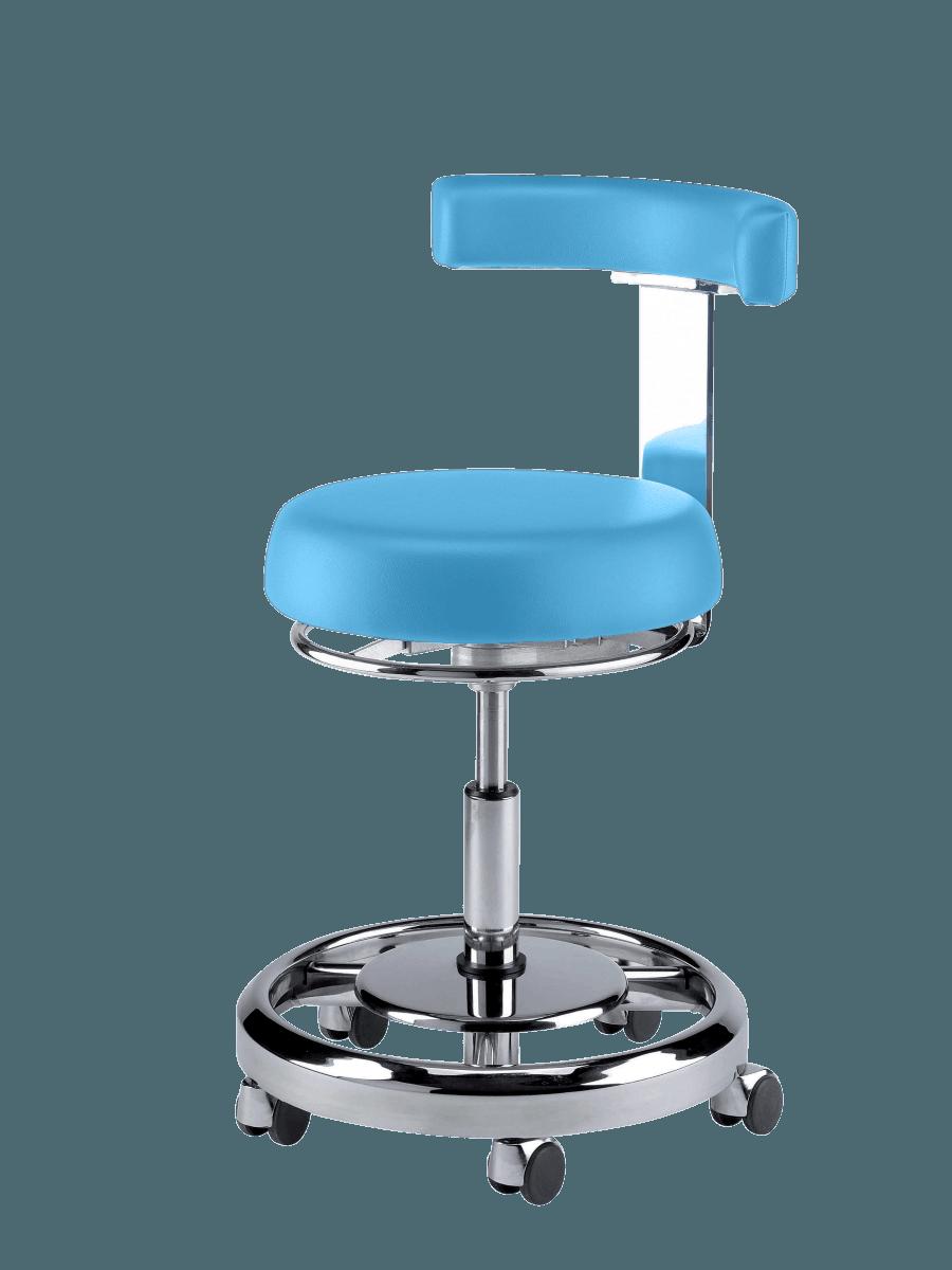 Euronda Arbeitshocker CDS 301 - blauviolett