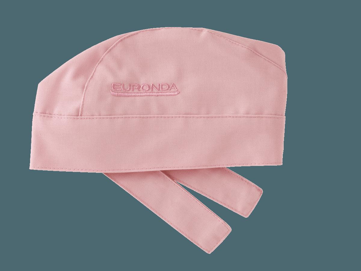 Bandana Kopftuch rosa waschbar sterilisierbar