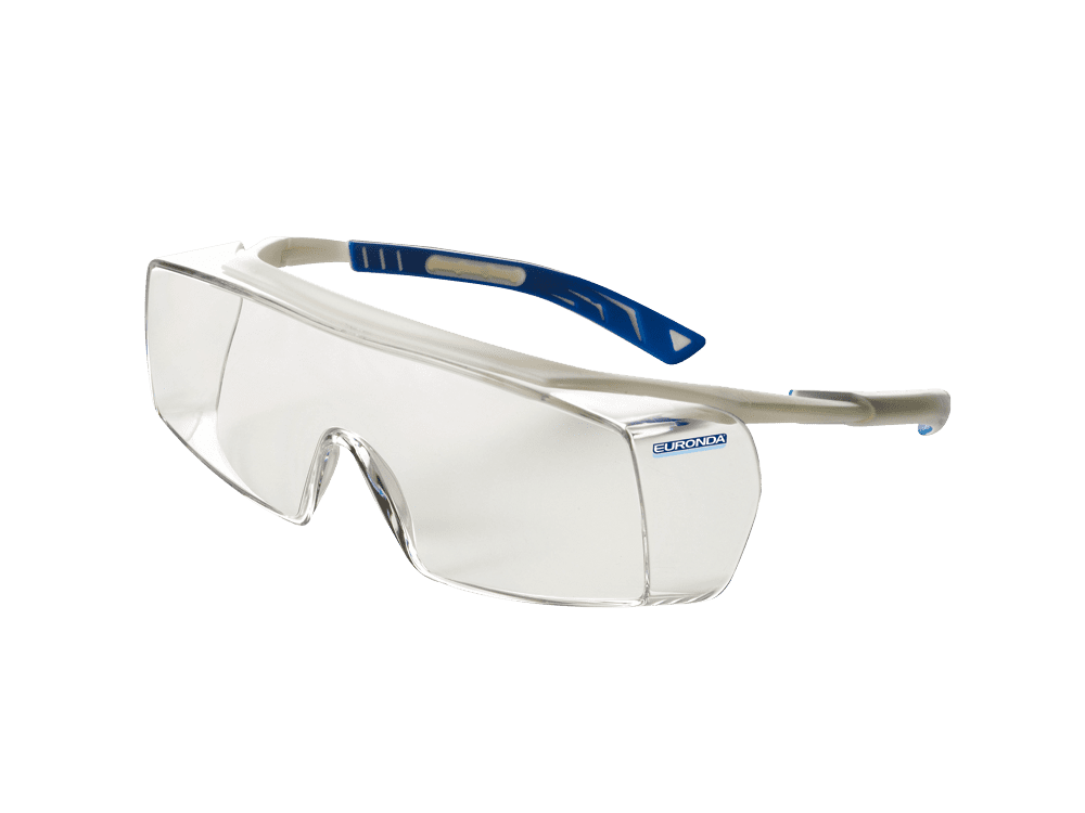 Monoart Schutzbrille Cube, kratzfest, beschlagfrei, Soft Pad Technologie