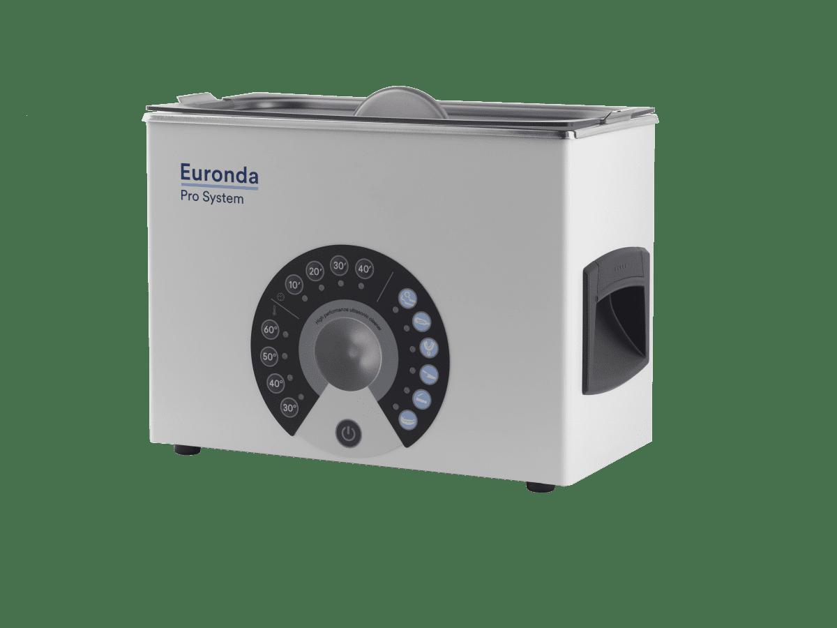 Edelstahl-Ultraschallreinigngswanne - Deckel im Zubehör-Set enthalten