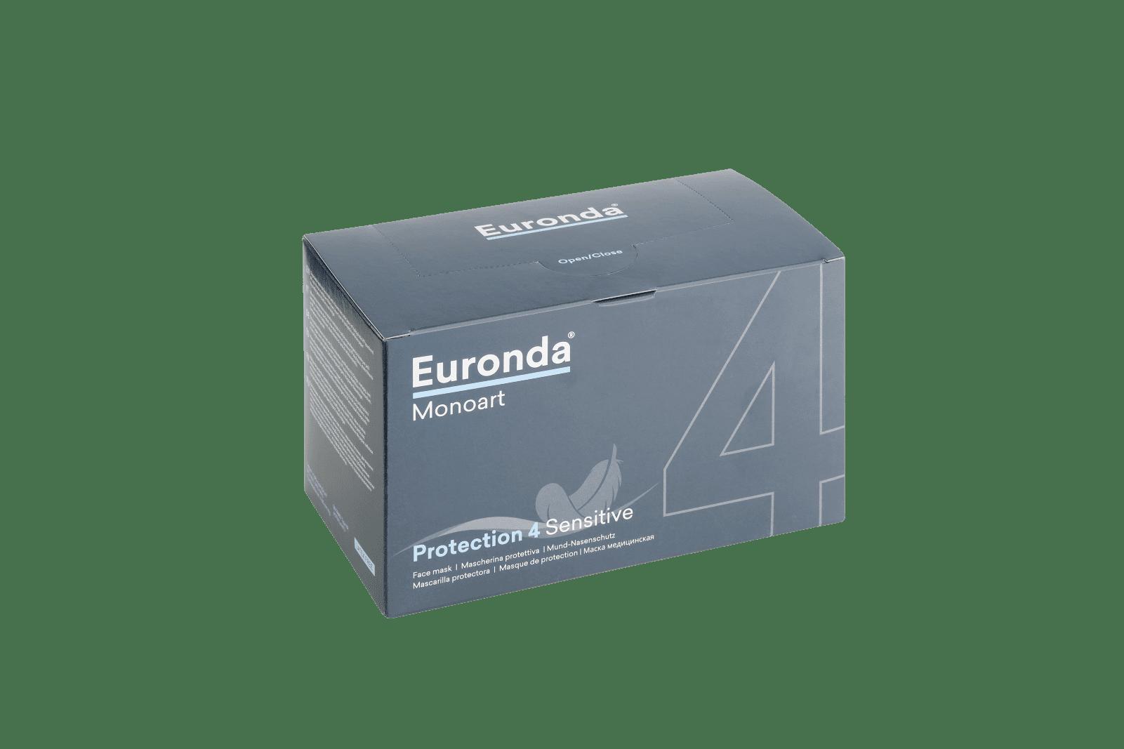 Mundschutz Sensitive 50 Stück Spenderbox