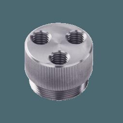Aufnahme ZEG-Spitzen-Adapter