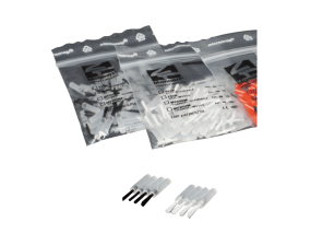 Monoart Pinseleinsätze MEDIUM - transparenter Schaft