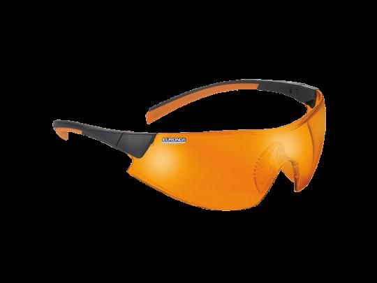 Monoart Schutzbrille Evolution - Lichtschutzfilter orange