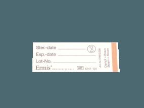 Eurobox Indikatoretiketten für Sterilisiercontainer