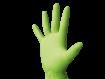 Monoart Einmalhandschuhe Latex, cedrogrün