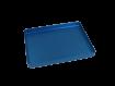 Euronda Minitray Boden, gelocht, blau