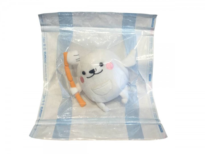 Sperriges Sterilgut sicher verpacken