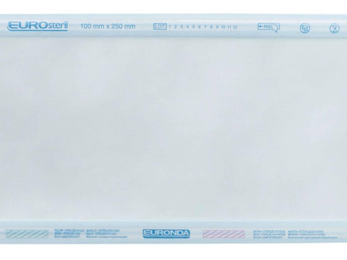 Eurosteril Sterilisationsbeutel Kennzeichnung