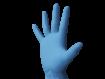 Monoart Einmalhandschuhe Latex, blau