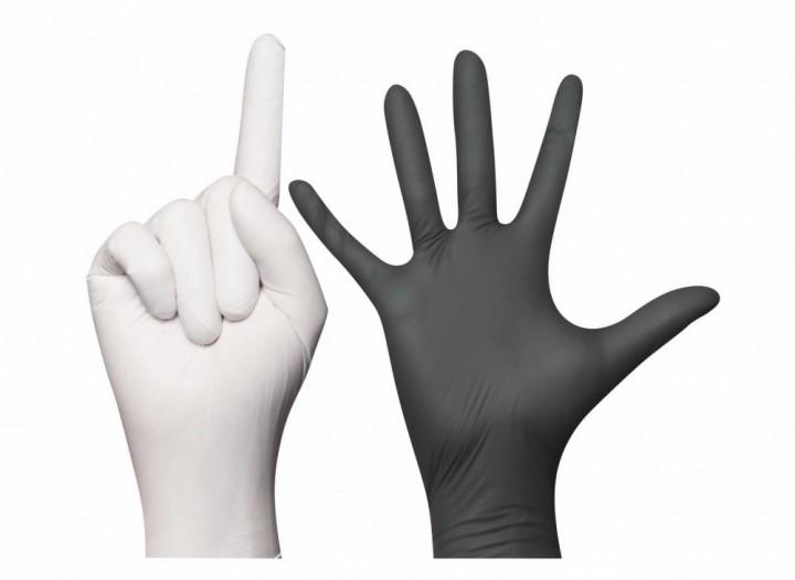 Neue Handschuhfarben für die Praxis