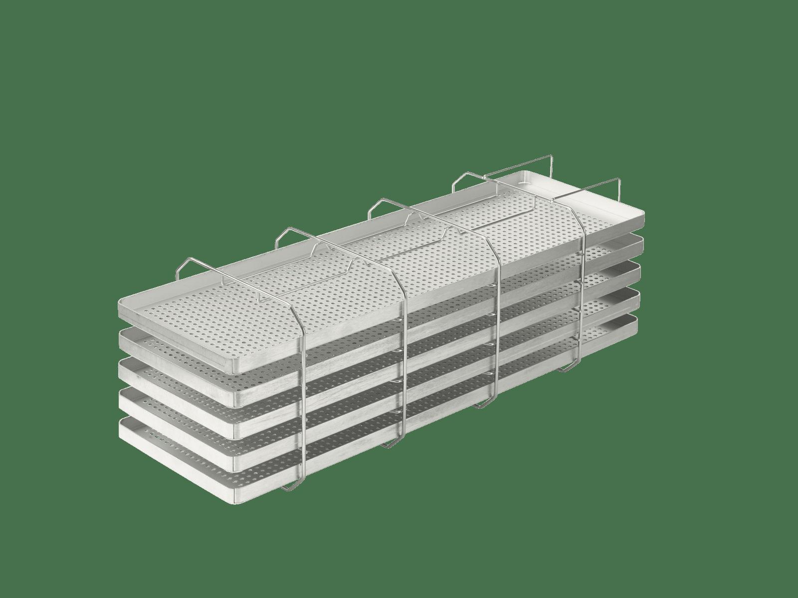 Euronda Autoklav EXL Trays + Traygestell 55 cm