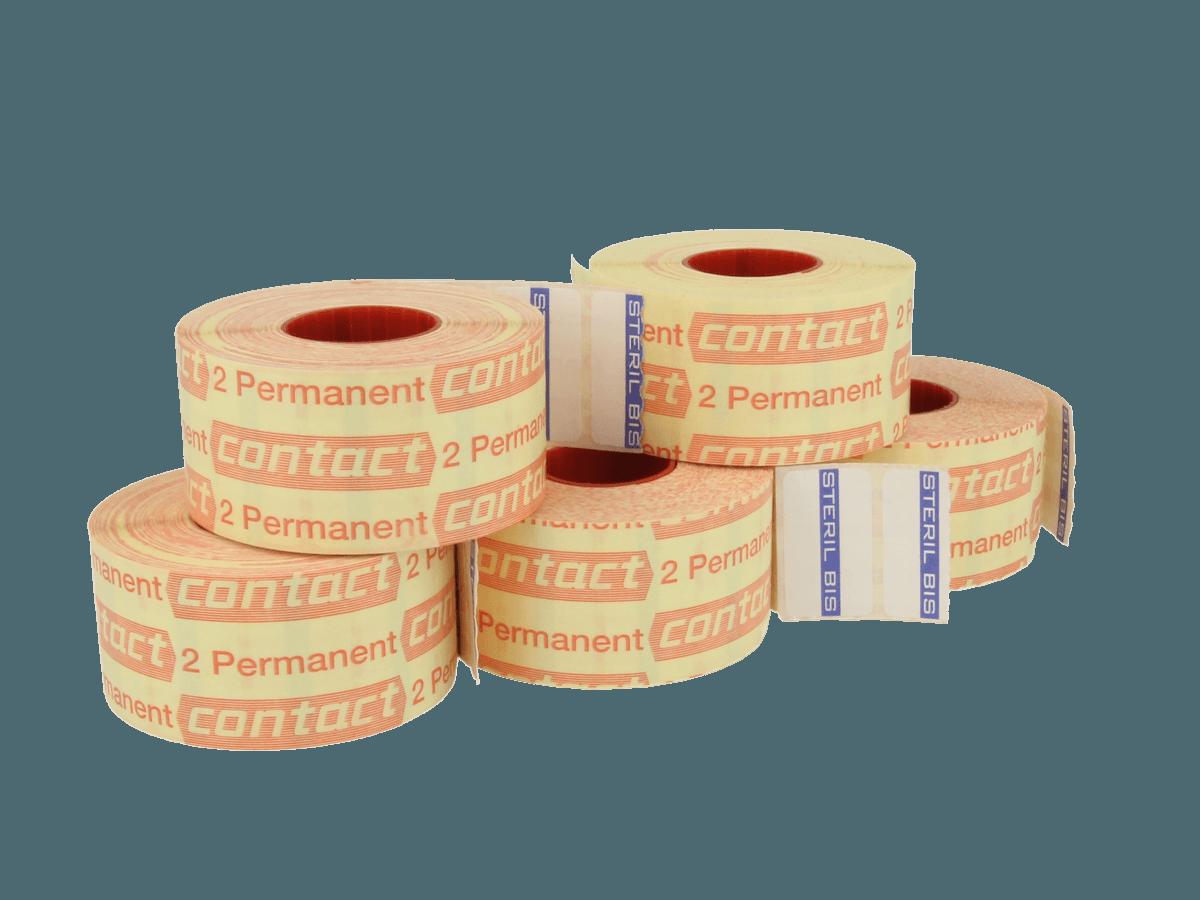 Sandwich-Etiketten Eurodok, 5 Rollen