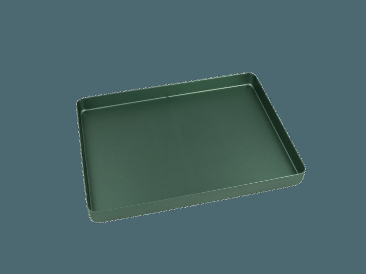 Euronda Minitray grün 18 x 14 cm