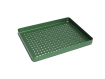 Aluminium Mini-Tray Boden gelocht