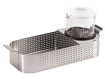Ultraschaareinigung Eurosonic - Korb mit Becherhalter