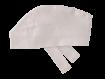 Bandana Kopftuch Baumwolle weiß waschbar sterilisierbar