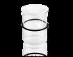Glasbecher 600ml für Eurosonic Ultraschallreinigungsgeräte