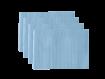 Monoart Patientenservietten hellblau