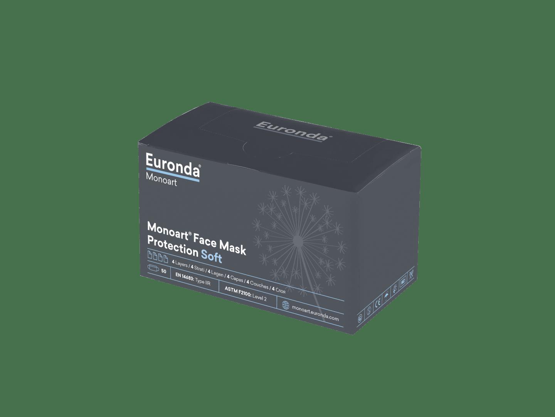 Euronda Mundschutz Protection 50 Stück Spenderbox