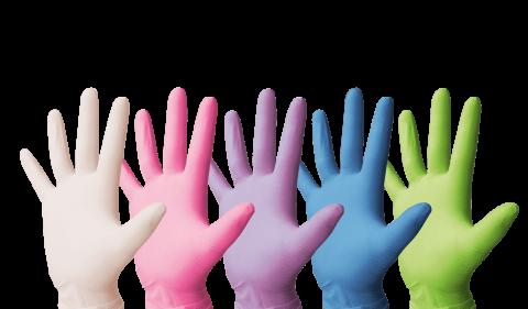Monoart Einmalhandschuhe Latex