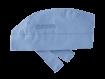 Bandana Kopftuch hellblau waschbar sterilisierbar