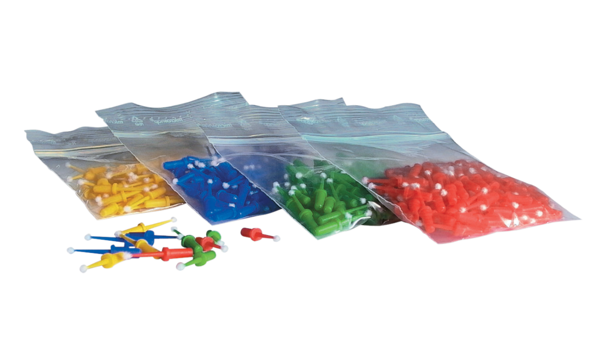 Monoart Applikationstips farbig