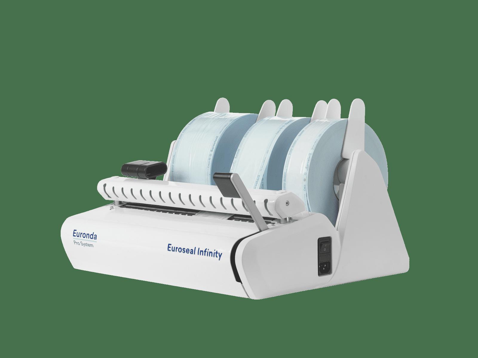 Euroseal Infinity - Foliensiegelgerät mit Rollenhalter