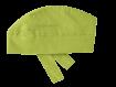 Bandana Kopftuch cedrogrün waschbar sterilisierbar