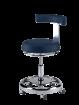 CDS 301 Zahnarzthocker - Arbeitsplatzstuhl