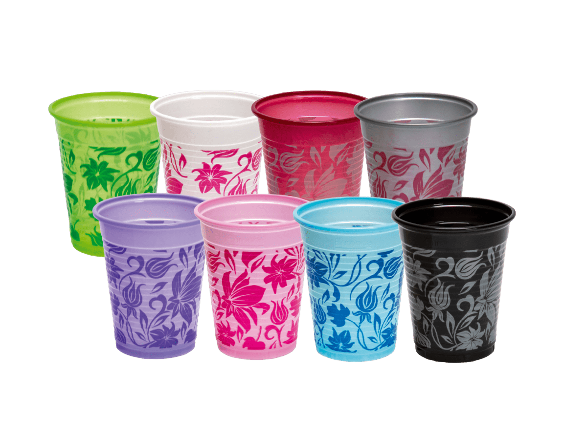 Monoart Becher Flower