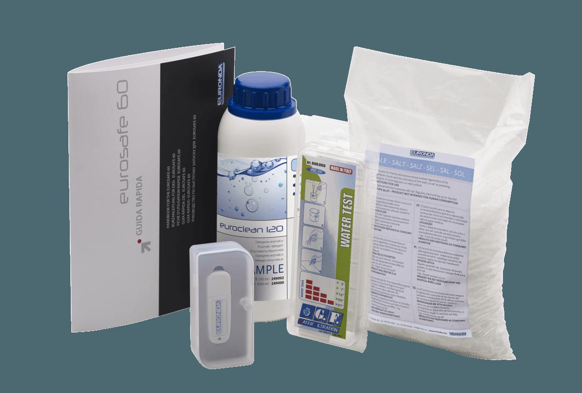Eurosafe 60 Starterkit Thermodesinfektion