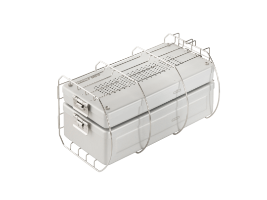 Tray-Gestell Sterilisationsbox E9 Next & E10
