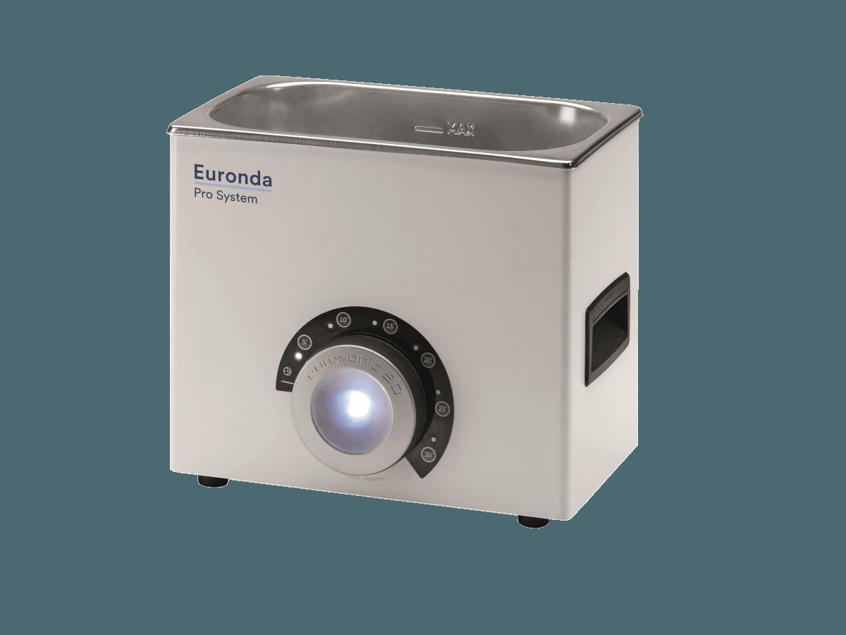 EUROSONIC 3D - 3l-Ultraschallreinigungs-Gerät