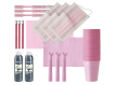 Monoart ColourLine Dentalpaket rosa