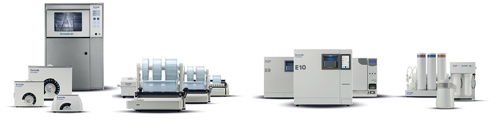 Euronda-Geräte Hygienetechnik