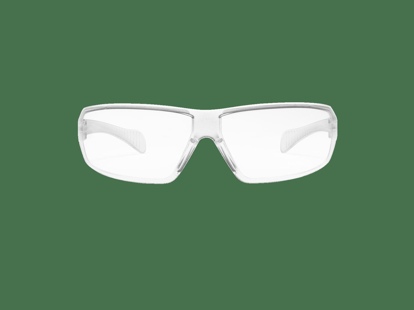 Schutzbrille Zero - transparent beschlagfrei & kratzfest