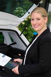 Medizinprodukteberaterin Helena Haverbeck