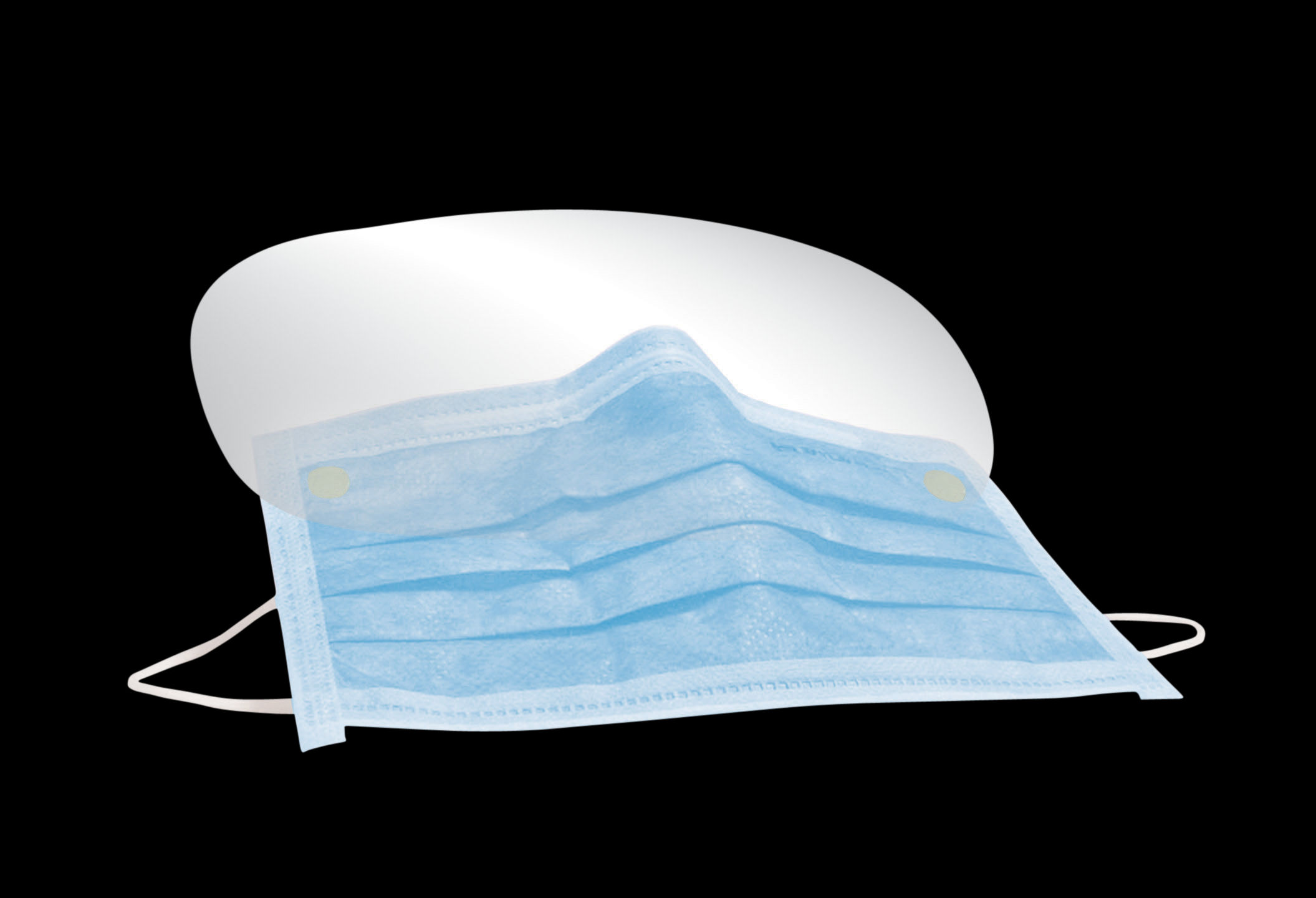 Monoart Mundschutz mit Visier