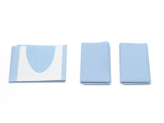 OP-Set Abdecktücher steril
