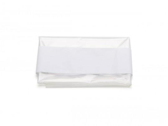Schutzfolie mit Klebestreifen 40 x 50 cm transparent