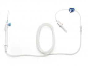 Kühlmittelschlauch Implantologie mit manueller Durchflusskontrolle