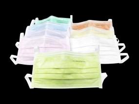 Monoart Mundschutz Pro 3, zum Binden
