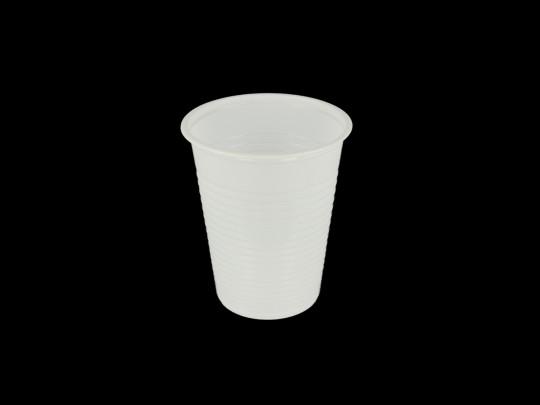 Monoart Trinkbecher weiß, 150ml
