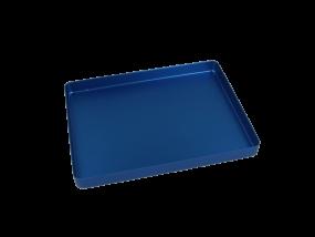 Aluminium Mini-Tray Boden ungelocht